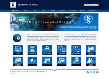 SharePoint - VFN v Praze - Bezpečnost informací