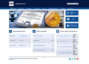 SharePoint - VFN v Praze - pracoviště