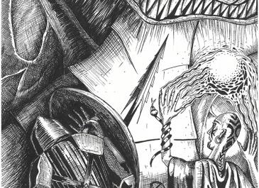 hand-drak-bojovnici